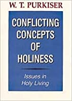 Conflicting Concepts of Holiness: Issues in…