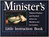 Stan Toler: Minister's Little Instruction Book