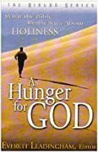 A Hunger for God: What the Bible Really,…