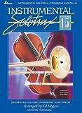 Linn, Joseph: Instrumental Solotrax - Volume 15: Sacred Solos for Trombone and Cello