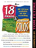 Fettke, Tom: 18 Praise And Worship Solos