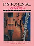 Linn, Joseph: Instrumental Solotrax - Volume 1: Sacred Solos for Violin or Flute