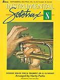 Linn, Joseph: Instrumental Solotrax - Volume 8: Sacred Solos for Bb Trumpet & Clarinet