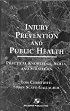 Injury Prevention and Public Health:…