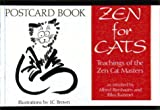 Birnbaum, Alfred: Zen for Cats: Teachings of the Zen Cat Masters  Postcard Book