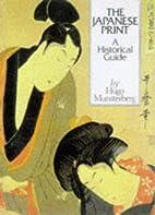 Japanese Print by Hugo Munsterberg