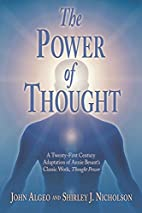 The Power of Thought by John Algeo