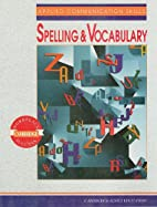Applied Communication Skills: Spelling and…