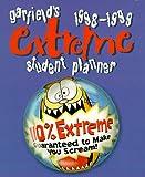 Davis, Jim: Cal 99 Garfield's 1998-1999 Extreme Student Planner Calendar