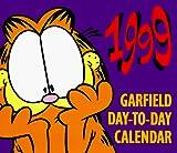 Davis, Jim: Cal 99 Garfield Day-To-Day Calendar