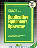Jack Rudman: Duplicating Equipment Operator(Passbooks)