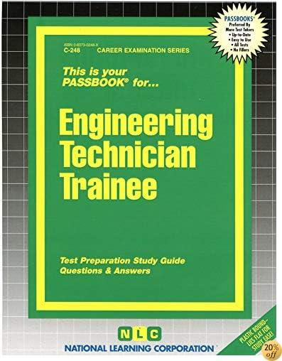 Engineering Technician Trainee(Passbooks) (Career Examination Passbooks)