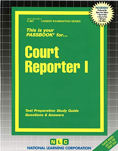 court-reporter-ipassbooks-career-examination-passbooks