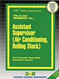 Jack Rudman: Assistant Supervisor (Air Conditioning, Rolling Stock)(Passbooks)