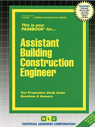 assistant-building-construction-engineerpassbooks-career-examination-passbooks