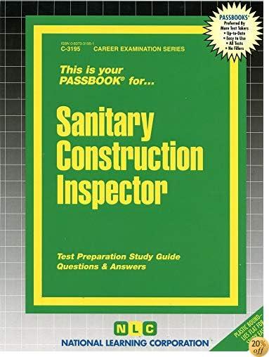 Sanitary Construction Inspector(Passbooks)