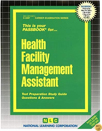 THealth Facility Management Assistant(Passbooks)