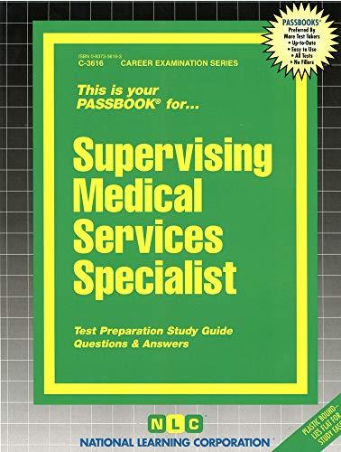 supervising-medical-services-specialistpassbooks