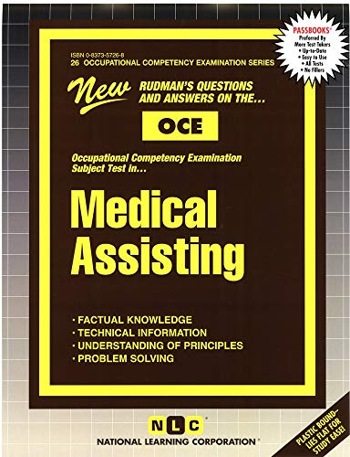 medical-assisting-occupational-competency-examination-series-passbooks-occupational-competency-series