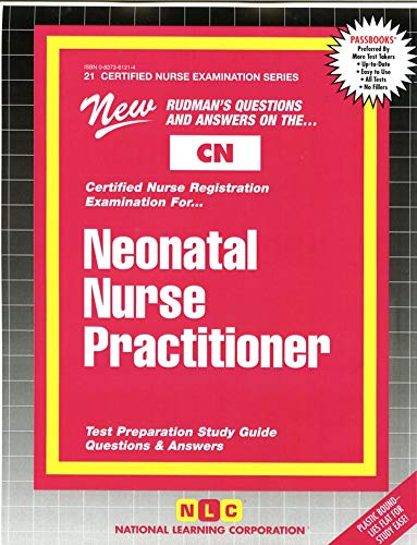 neonatal-nurse-practitioner-certified-nurse-examination-series-passbooks-certified-nurse-examination-series-cn