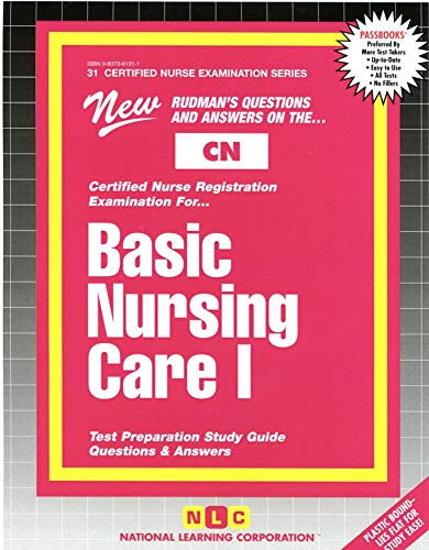 basic-nursing-care-i-certified-nurse-examination-series-passbooks-certified-nurse-examination-series-cn