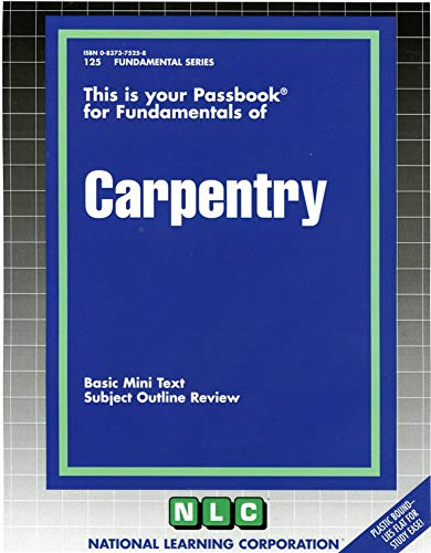 carpentry-fundamental-series-passbooks-fundamental-passbooks