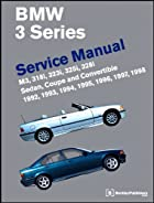 BMW 3 Series (E36) Service Manual: 1992-1998…