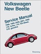 Volkswagen New Beetle: Service Manual :…