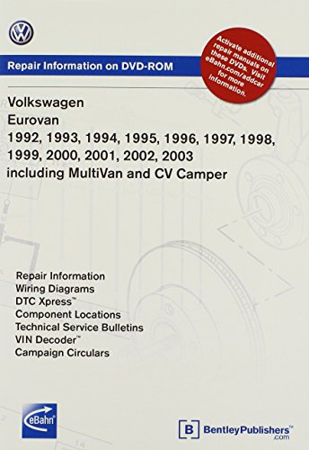 volkswagen-eurovan-1992-1993-1994-1995-1996-1997-1998-1999-2000-2001-2002-2003-including-multivan-and-cv-camper-repair-manual-on-dvd-rom-windows-2000-xp