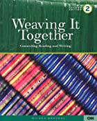 Weaving It Together 2: Connecting Reading…