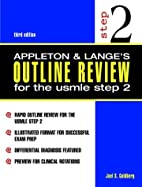 Appleton & Lange's Outline Review for the…