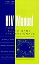 HIV manual for health care professionals by…
