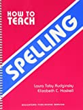Rudginsky: How to Teach Spelling