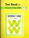 Hodkinson: Wordly Wise 3000: Grade 11, Book 8