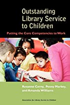 Outstanding Library Service to Children:…
