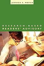 Research-Based Readers' Advisory (Ala…