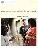 Rubin, Allen: Brooks/Cole Empowerment Series: Essential Research Methods for Social Work (SW 385r Social Work Research Methods)