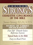 The Exhaustive Concordance of the Bible by…