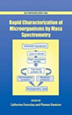 Rapid characterization of microorganisms by…