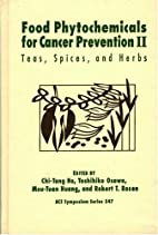 Food phytochemicals for cancer prevention II…