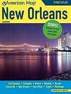 New Orleans, Louisiana, street atlas : Abita…