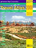 Hammond: Travel Vision Road Atlas: Us, Canada, Mexico (Travelvision Travel Atlas)
