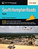 ADC The Map People: South Hampton Roads VA Atlas (South Hampton Roads, Virginia Street Map Book)