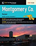ADC The Map People: Montgomery County MD Atlas (Montgomery County (MD) Street Map Book)