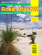 American Map Corporation 2000 Road Atlas by…
