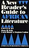 Zell, Hans M.: A New Reader's Guide to African Literature