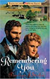 Stokes, Penelope J: Remembering You