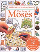 The Story of Moses (Bible Sticker Activity…