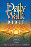 Wilkinson, Bruce H.: Bib the Daily Walk Bible: New International Version