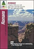 Tyndale House Publishers: Romans (Life Application Bible Studies (NIV))